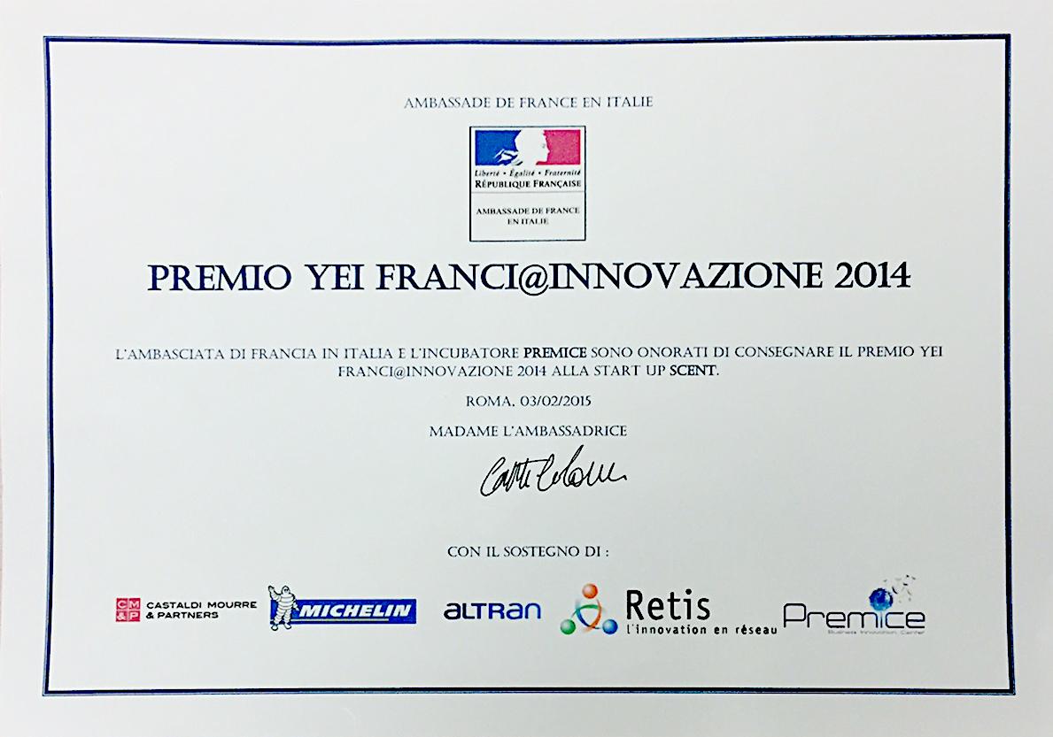 premio francia